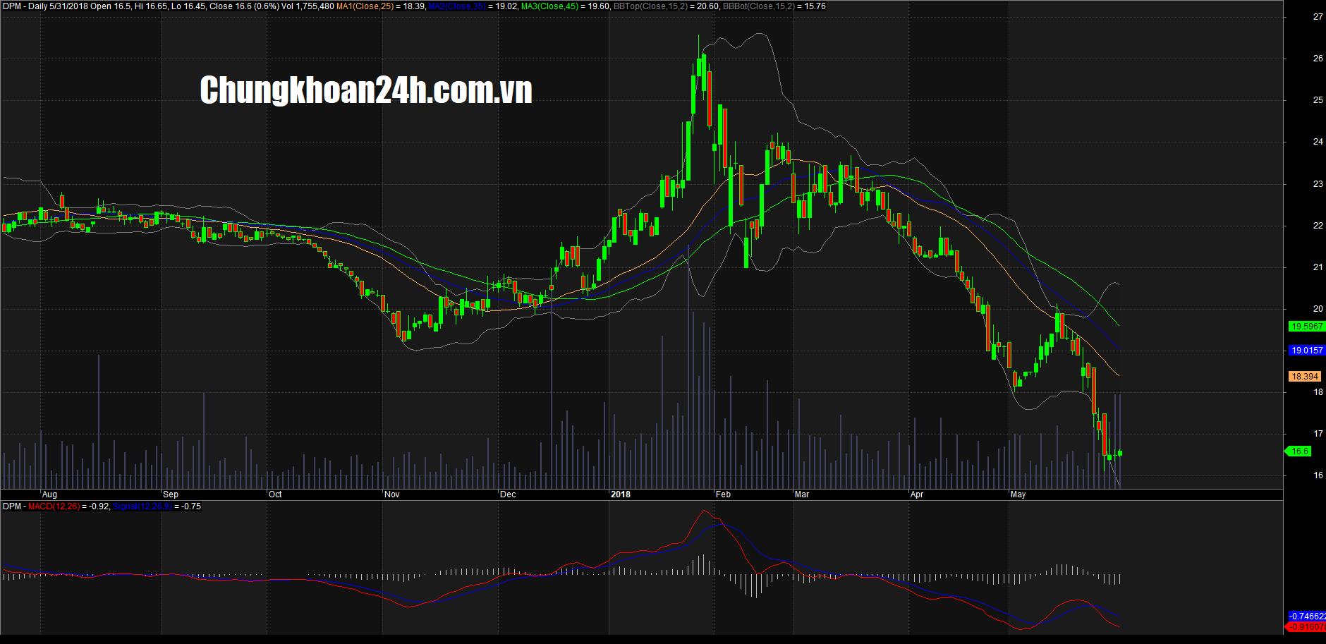 Cập nhật cổ phiếu DPM - Rủi ro giá khí đầu vào che mờ triển vọng NPK